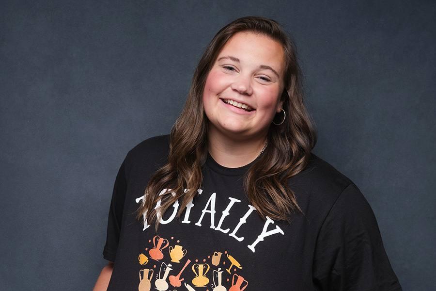 Abbie Totally Kiln It Shirt